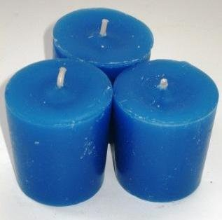 Blueberry Cobbler Soy Candle Votives
