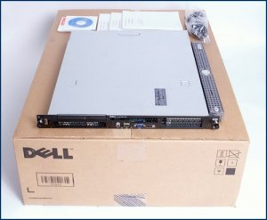 Dell PowerEdge 860 2.8 2GB 250GB Rack Mount 1U