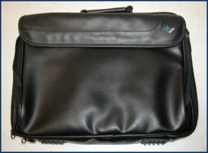 Lenovo Notebook Leather Carrying Case 31P9379/31P9430