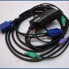 Tripp Lite KVM Switch 2 port B030-002-R