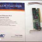 SMC EZ Networking 10/100 PCI Ethernet Card SMC1255TX/LP