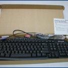 Microsoft PS/2 Wired Keyboard 500 Black ZG6-00006