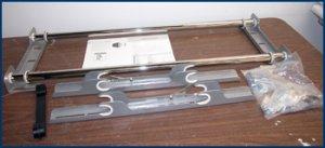 "Mustang Universal LCD Plasma Wall Mount 37-50"" MV-STAT3"