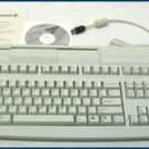 Cherry Electrical Keyboard MSR USB G81-8000LUAUS-0