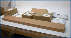 Ergotron Heavy Duty Combo Arm 28-484-180 CPU Small NEW