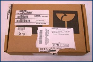 Nortel BCM 128 Memory Module NTAB3260 NEW