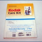 Kodak i250 i260 Care Kit Extended Warranty 827-8368