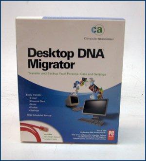 CA Desktop DNA Migrator 11 DSKDNA11TD01 NEW