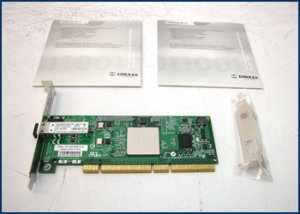 Emulex LightPulse Fibre Channel PCI-X Card LP1050-E