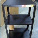 Bretford 42-E4 42IN Projector Utility Cart Black