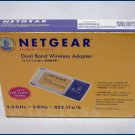 Netgear 802.11ab Wireless PCMCIA Card WAB501NA NEW