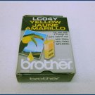 Brother Yellow Ink Cartridge LC04Y MFC7300C 7400C 9200C