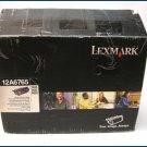 Lexmark Toner Cartridge T620 Series 12A6765