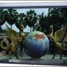 "Da-Lite Model C Projector Screen with CSR 69""x92"" 79876"