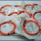 10 x Belkin Fiber Fibre ST LC F2F202L0-02M Cable 2M NEW