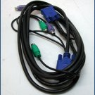 StarTech KVM Cable 10 feet PS23N1THIN10