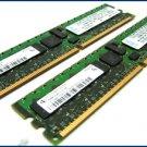 IBM 1GB PC2-3200 xSeries DDR2 ECC RDIMM Kit 73P2865