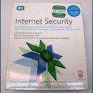 CA ISS2007LFCRTC03 Internet Security Suite 3 user