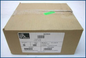 Zebra Trans Matte 2000 Thermal Labels 4 rolls 82868