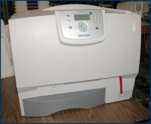 Lexmark C780N Color Laser Printer 10Z0215 TAA Compliant