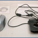 Micro Innovations Wireless Rechargeable Laser Mouse