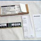 Lenovo 256MB PC3200 DDR SDRAM DIMM 73P2685