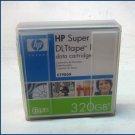HP SDLT Super DLT Tape 320GB Cartridge C7980A