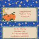 Halloween Personalized Hershey 1.55 oz Hershey Candy Wrappers Free Shipping
