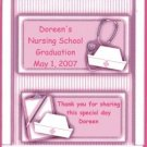 Nurse Graduation  Hershey 1.55 0Z Bar