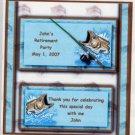Fishing Hershey 1.55 oz Free Shipping
