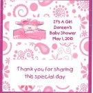 Baby Girl In Box Hershey 1.55 0z free shipping