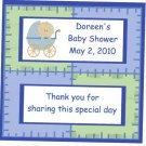 Baby Shower Personalized Candy Wrapper Free Shipping
