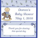 Baby Shower Personalized Hershey 1.55 oz Wrapper Free Ship