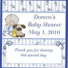 Baby Shower Personalized 1.55 oz Hershey Wrapper Free Ship