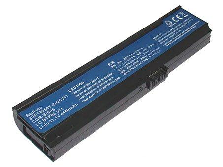 Acer 3UR18650Y-2-QC261 Laptop Battery 4400mAh