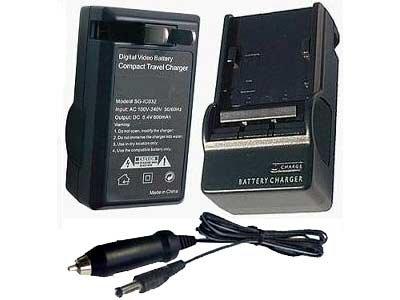 Panasonic Lumix DMC-FS18 Battery Charger
