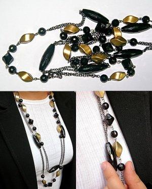 Double Layer Acrylic Beads BN_009