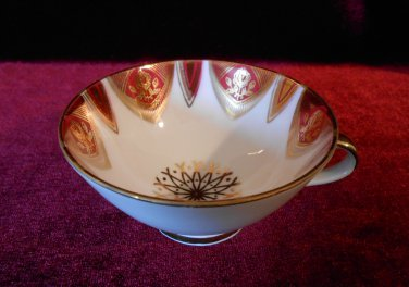 Dimetesse Bavaria Tea Cup 22k gold trim