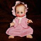 Vintage Effanbee 1968 Babykins Drink Wet Vinyl Baby Doll