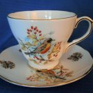 Vintage Duchess Tea Cup and Saucer  Fine Bone China Made In England
