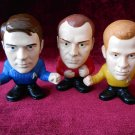 StarTrek Talking Figures 2009 Burger King-Premium- Scotty, Kirk, McCoy