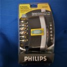 Philips RF Modulator Video Converter - PH61155 w/Stereo Outputs AUDIO/VIDEO