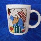 Christmas Coffee Mug Alma Lynne Design Coffee Mug Westwater Interprise