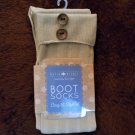 NEW Sofia Vitali Boot Socks Cozy & Stylish Sleek Fit Design One Size Fits Most