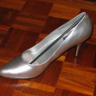 Classic Silver Pumps by Pleaser - Brand New in Box - 14