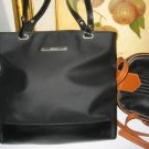 ESPRIT BLACK PURSE WOMEN'S BAG HANDBAG OFFICE TOTE BOOK TOTE