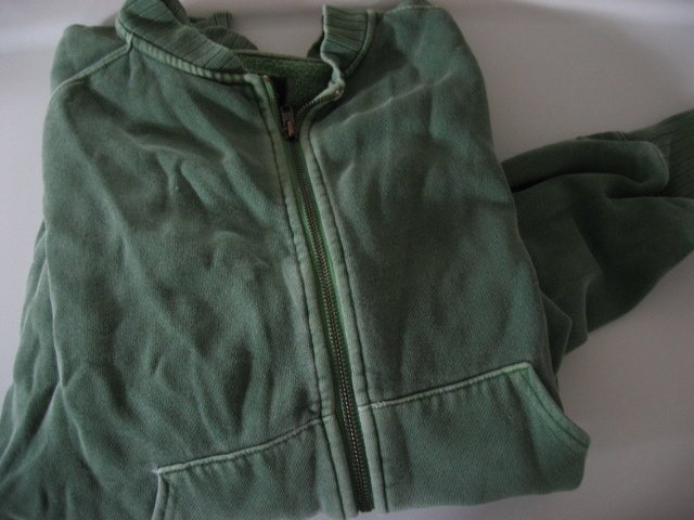 SOLD SWEATER TOP SHIRT CLOTHES CLOTHING LIMITED green xl women's