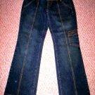 TRIPLE FIVE SOUL 555 RETRO 5 POCKET BOOTCUT JEANS 30 women's pants jeans clothes