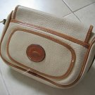 AUTHENTIC DOONEY&BOURKE dooney & bourke POCHETTE MAKEUP BAG LEATHER PURSE HANDBAG