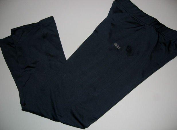 DKNY DONNA KARAN NEW YORK YOGA STRETCH RUNNING JOGGING EXERCISE PANTS WOMEN'S CLOTHES CLOTHING PANTS